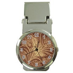 Beautiful Patterns Vector Money Clip Watches