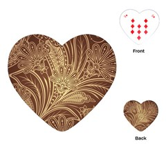 Beautiful Patterns Vector Playing Cards (Heart)