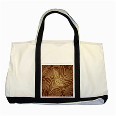 Beautiful Patterns Vector Two Tone Tote Bag