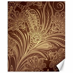 Beautiful Patterns Vector Canvas 16  X 20