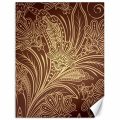 Beautiful Patterns Vector Canvas 18  X 24