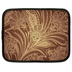 Beautiful Patterns Vector Netbook Case (large)