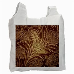 Beautiful Patterns Vector Recycle Bag (one Side)