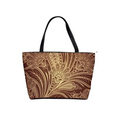 Beautiful Patterns Vector Shoulder Handbags