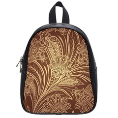 Beautiful Patterns Vector School Bags (Small)