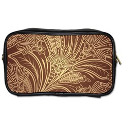 Beautiful Patterns Vector Toiletries Bags 2 Side