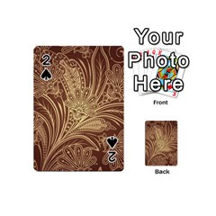 Beautiful Patterns Vector Playing Cards 54 (Mini)