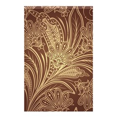 Beautiful Patterns Vector Shower Curtain 48  X 72  (small)