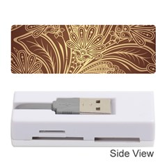 Beautiful Patterns Vector Memory Card Reader (stick)