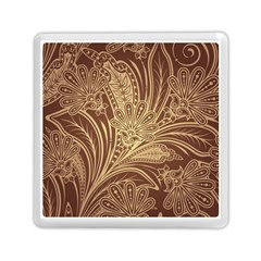 Beautiful Patterns Vector Memory Card Reader (Square)