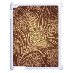 Beautiful Patterns Vector Apple Ipad 2 Case (white)
