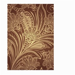 Beautiful Patterns Vector Large Garden Flag (two Sides)