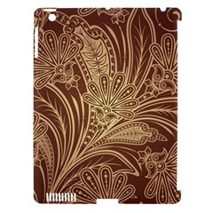 Beautiful Patterns Vector Apple iPad 3/4 Hardshell Case (Compatible with Smart Cover)