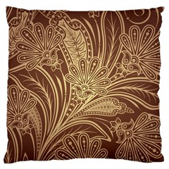 Beautiful Patterns Vector Large Cushion Case (Two Sides)