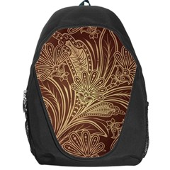 Beautiful Patterns Vector Backpack Bag