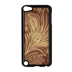 Beautiful Patterns Vector Apple Ipod Touch 5 Case (black)