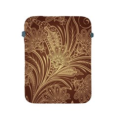 Beautiful Patterns Vector Apple Ipad 2/3/4 Protective Soft Cases