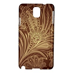 Beautiful Patterns Vector Samsung Galaxy Note 3 N9005 Hardshell Case