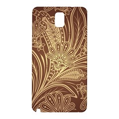 Beautiful Patterns Vector Samsung Galaxy Note 3 N9005 Hardshell Back Case
