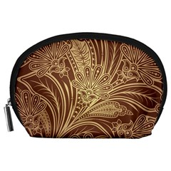 Beautiful Patterns Vector Accessory Pouches (large)