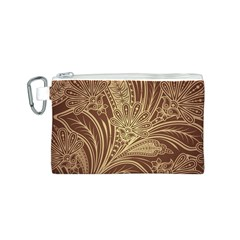 Beautiful Patterns Vector Canvas Cosmetic Bag (S)