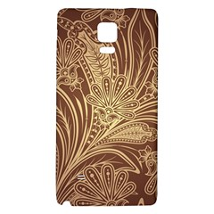 Beautiful Patterns Vector Galaxy Note 4 Back Case