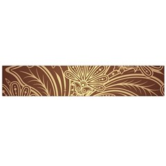 Beautiful Patterns Vector Flano Scarf (large)