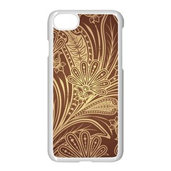 Beautiful Patterns Vector Apple Iphone 7 Seamless Case (white)