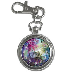 Bench In Spring Forest Key Chain Watches