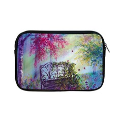 Bench In Spring Forest Apple iPad Mini Zipper Cases