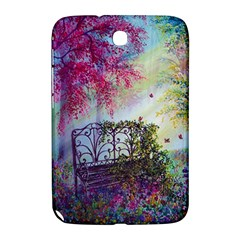 Bench In Spring Forest Samsung Galaxy Note 8.0 N5100 Hardshell Case