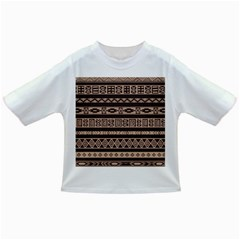 Ethnic Pattern Vector Infant/Toddler T-Shirts