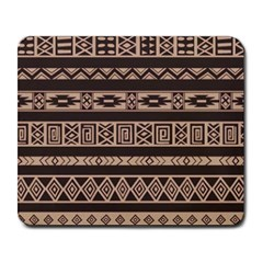 Ethnic Pattern Vector Large Mousepads