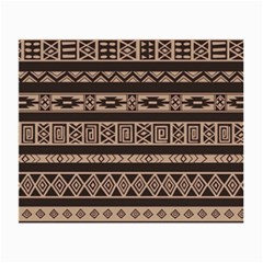 Ethnic Pattern Vector Small Glasses Cloth (2 Side)