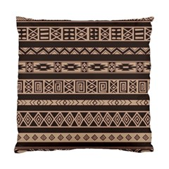 Ethnic Pattern Vector Standard Cushion Case (two Sides)