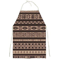 Ethnic Pattern Vector Full Print Aprons