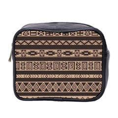 Ethnic Pattern Vector Mini Toiletries Bag 2-Side