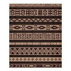 Ethnic Pattern Vector Shower Curtain 60  X 72  (medium)