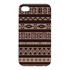 Ethnic Pattern Vector Apple iPhone 4/4S Premium Hardshell Case