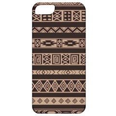 Ethnic Pattern Vector Apple iPhone 5 Classic Hardshell Case