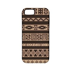 Ethnic Pattern Vector Apple Iphone 5 Classic Hardshell Case (pc+silicone)