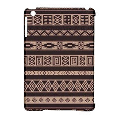 Ethnic Pattern Vector Apple Ipad Mini Hardshell Case (compatible With Smart Cover)