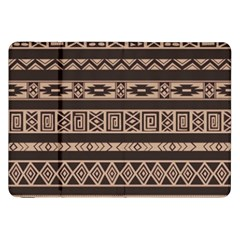 Ethnic Pattern Vector Samsung Galaxy Tab 8 9  P7300 Flip Case