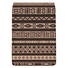 Ethnic Pattern Vector Flap Covers (l)
