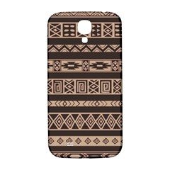 Ethnic Pattern Vector Samsung Galaxy S4 I9500/i9505  Hardshell Back Case