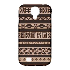 Ethnic Pattern Vector Samsung Galaxy S4 Classic Hardshell Case (PC+Silicone)