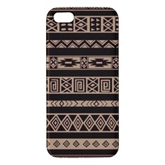 Ethnic Pattern Vector Iphone 5s/ Se Premium Hardshell Case