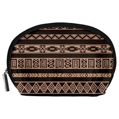 Ethnic Pattern Vector Accessory Pouches (large)