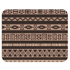 Ethnic Pattern Vector Double Sided Flano Blanket (medium)