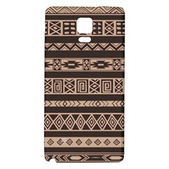 Ethnic Pattern Vector Galaxy Note 4 Back Case